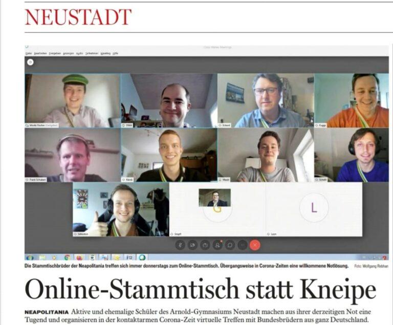 Onlinestammtisch