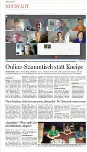 04/2020 - Onlinestammtisch